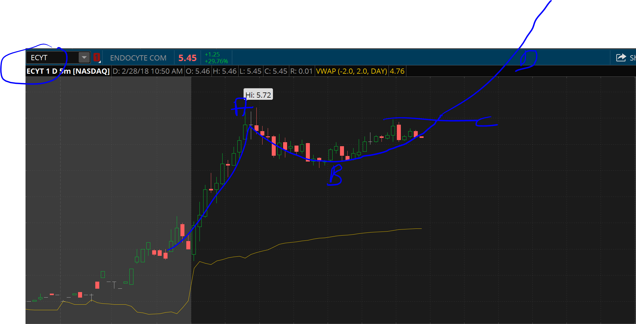 Helios & Matheson Information Technology Inc (HMNY) Stock Trade